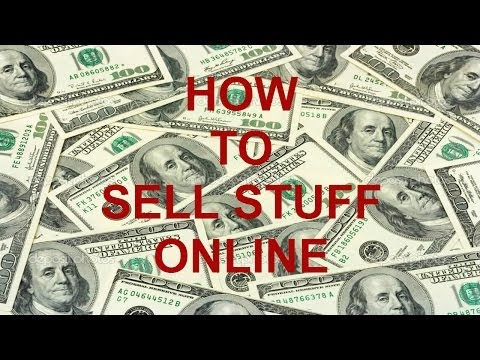 how-to-sell-stuff-online-|-real-talk-about-selling-stuff-online-and-making-residual-income
