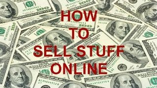 How To Sell Stuff Online   Real-Talk About Selling Stuff Online and Making Residual Income