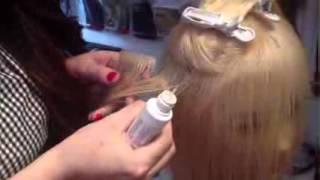 Снятие горячего наращивания волос в Донецке
