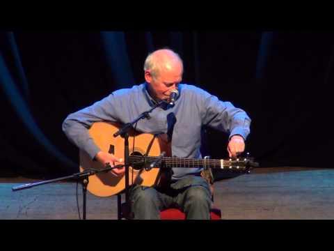 Archie Fisher@Fylde Folk Festival 2011
