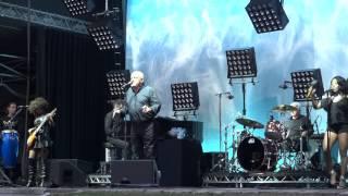 Joe Cocker-come together-live @Hamburg Stadtpark 11.08.2013
