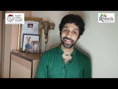 Online Bharatnatyam Workshop - Pavitra Bhat | RFPA Online Workshops