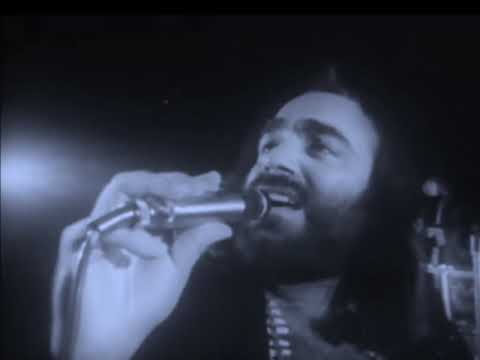 "Demis Roussos - ""Un dia igual a los demas"" (Someday Somewhere) 1974"