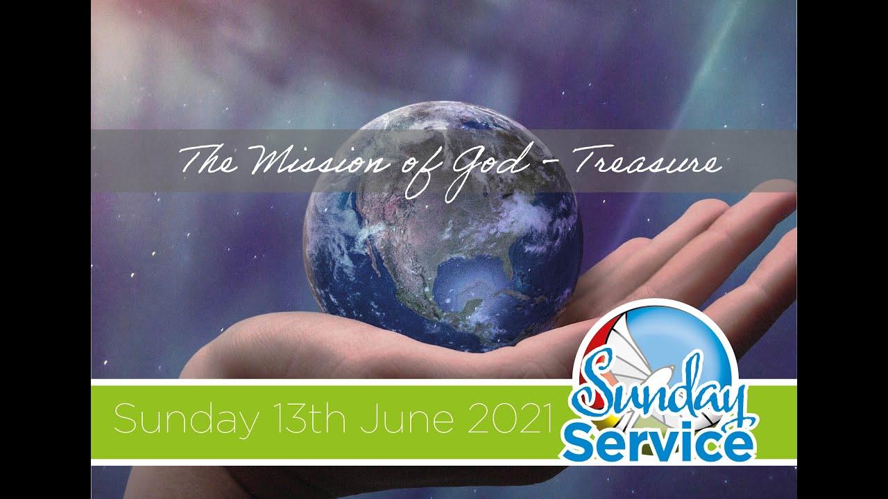 Sunday 13th June 2021 - Treasure