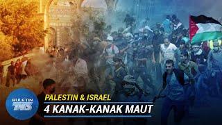 #FREEPALESTINE | UNRWA Kutuk Pembunuhan 4 Pelarian Kanak-Kanak