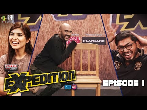 Expedition | Episode 1 - Auditions ft. Sahil Khattar