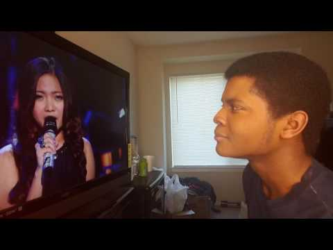 CHARICE - All By Myself (REACTION)