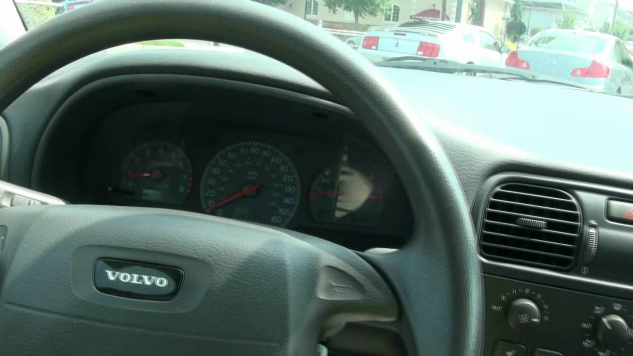 2002 volvo s40 1 9t sedan