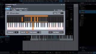 Studio One 3—Introducing Note FX