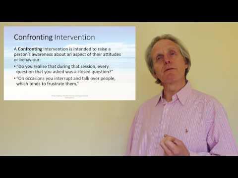 John Heron 6 Category Intervention Analysis (6CIA)