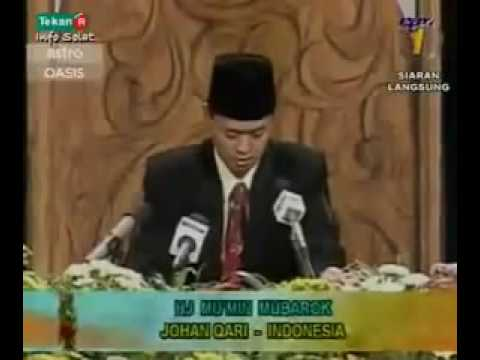 Qiroah indonesia dari tasik malaya