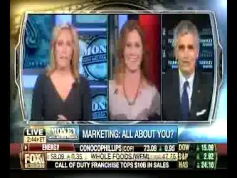 Bruce Turkel on Fox Business: Consumer generated crowd sourced advertising.