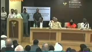 S. Gurumurthy on 'Hindu Rate of Growth' and World Economy - Baba Ramdev