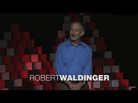 Robert Waldinger | The Good Life: Lessons From Longest Study On Happiness (Condensed Talk)