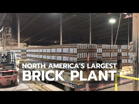 Biggest Brick Plant In North America