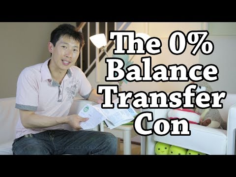 The 0% Balance Transfer Carrot Con | BeatTheBush