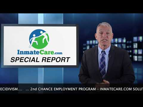 Inmatecare.com Second Chance Employment Program News Flash Video