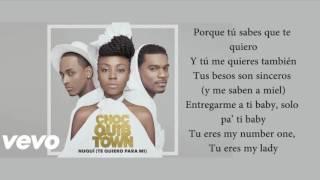ChocQuibTown- Nuquí (te quiero para mi) letra