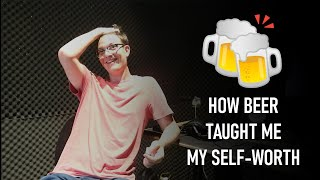 Hot Beer Cold Beer, A Story of Self-Worth by Angus Brennan