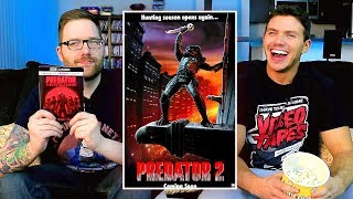 My First Time Watching PREDATOR 2 - Movie Night w/ Chris Stuckmann