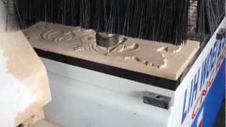 3 Axis CNC Router MACHINE With ART CAN Software (LIH-WOEI)
