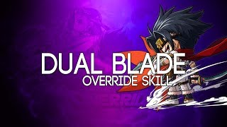[Reboot] Dual Blade OVERRIDE 5th Job Skill Showcase