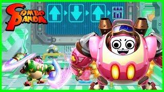 Kirby Planet Robobot RoBo Treasure Let's Play with Combo Panda