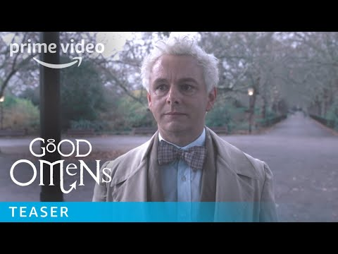 Good Omens – Official Teaser   Prime Video