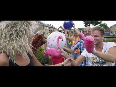 Videoclip huwelijksfeest  Gerjan & Hellarie