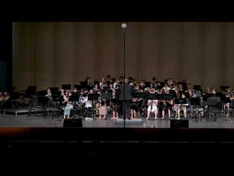 "Cubano Bueno (4k) - Henry Middle School Beginner's ""Select"" Band (6th Grade)"