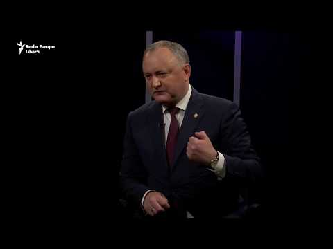 Igor Dodon: Există riscul major ca România să fie dușmanul numărul unu al Republicii Moldova