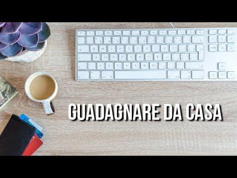 15 MODI PER GUADAGNARE DA CASA -