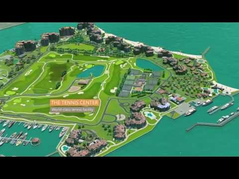FISHER ISLAND, MIAMI PRESENTATION VIDEO