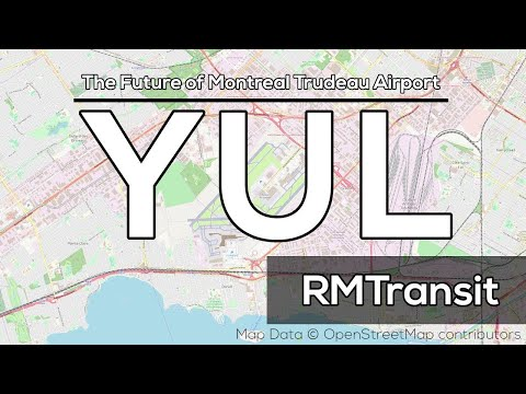 The Future Of Montreal-Pierre Trudeau International Airport [CC]