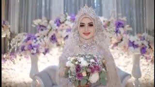 Gambar cover Story wa pengantin hijab. Backsound rembulan, howo ning njero batin tansah pengen sesanding