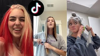 Hair transformations that will make Brad Mondo proud 😌👍/ashamed 😔👎(fails & wins)~𝖕𝖆𝖗𝖙 4