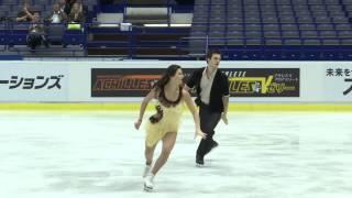 ISU 2014 Jr Grand Prix Ostrava Free Dance Sofia EVDOKIMOVA / Egor BAZIN RUS
