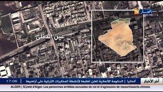 الأمن: الجيش الوطني الشعبي يدمر مخابئ للإرهاب بعين الدفلى و بويرة