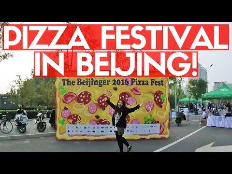 BEIJING PIZZA FESTIVAL | Beijing Daily Vlogs