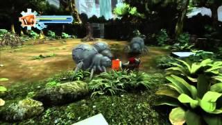 Generator Rex Agent of Providence Gameplay Walkthrough Level 4