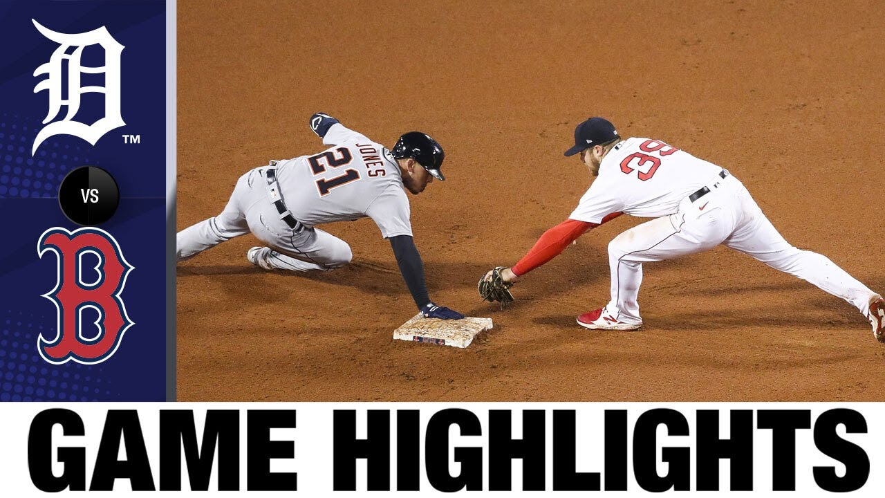 Download Tigers vs. Red Sox Game Highlights (5/05/21) | MLB Highlights