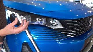 Vrai comparatif de gamme nouveau SUV 3008 et 5008 : les tutos de Berbiguier