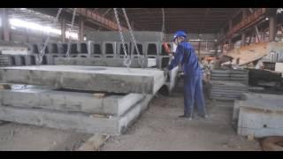 видео Бетонные лотки для водоотвода: конструкция и применение