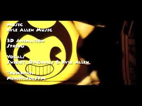 Песня с днем раждение бенди песня бенди и чернильная машина