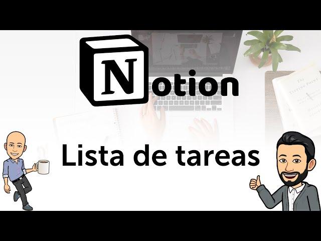 #4 Notion - Lista de tareas