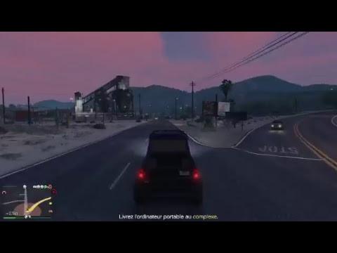 GTA ONLINE  Le braquage de la fin du monde 4ème partie