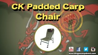introducing the best value carp chair in the uk