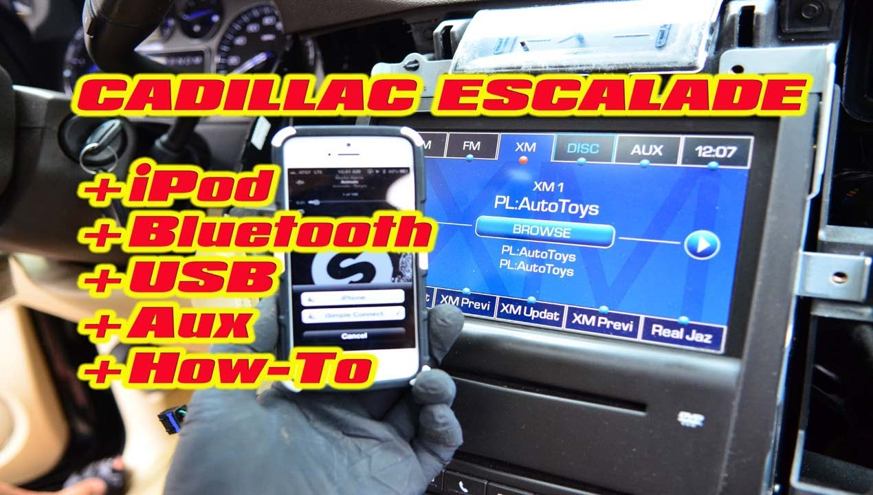 how to get sirius radio on 2008 gmc radio