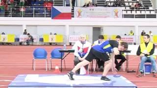 Чемпионат Европы по лёгкой атлетике в Санкт-Петербурге ... Толкание ядра муж
