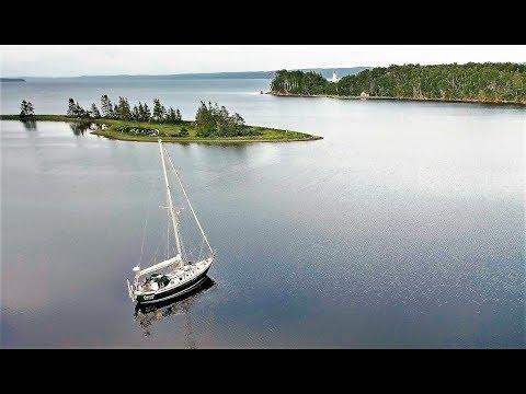 PSC 34 EMERALD: Nova Scotia & Cape Breton